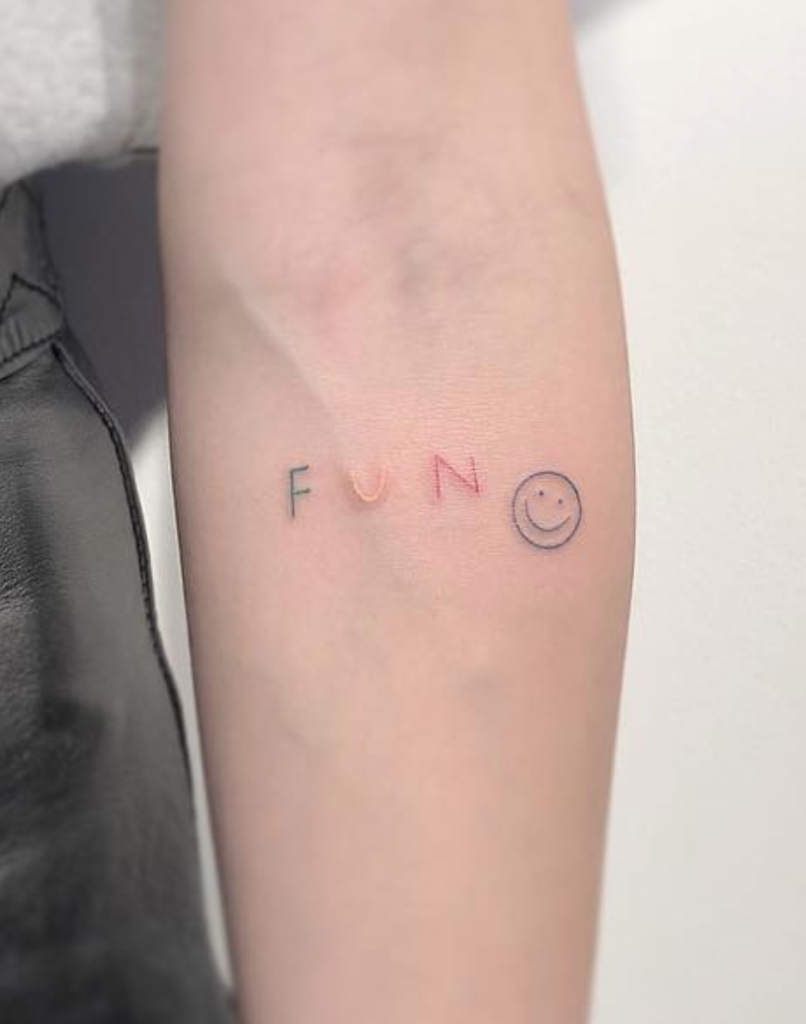 FUN tattoo