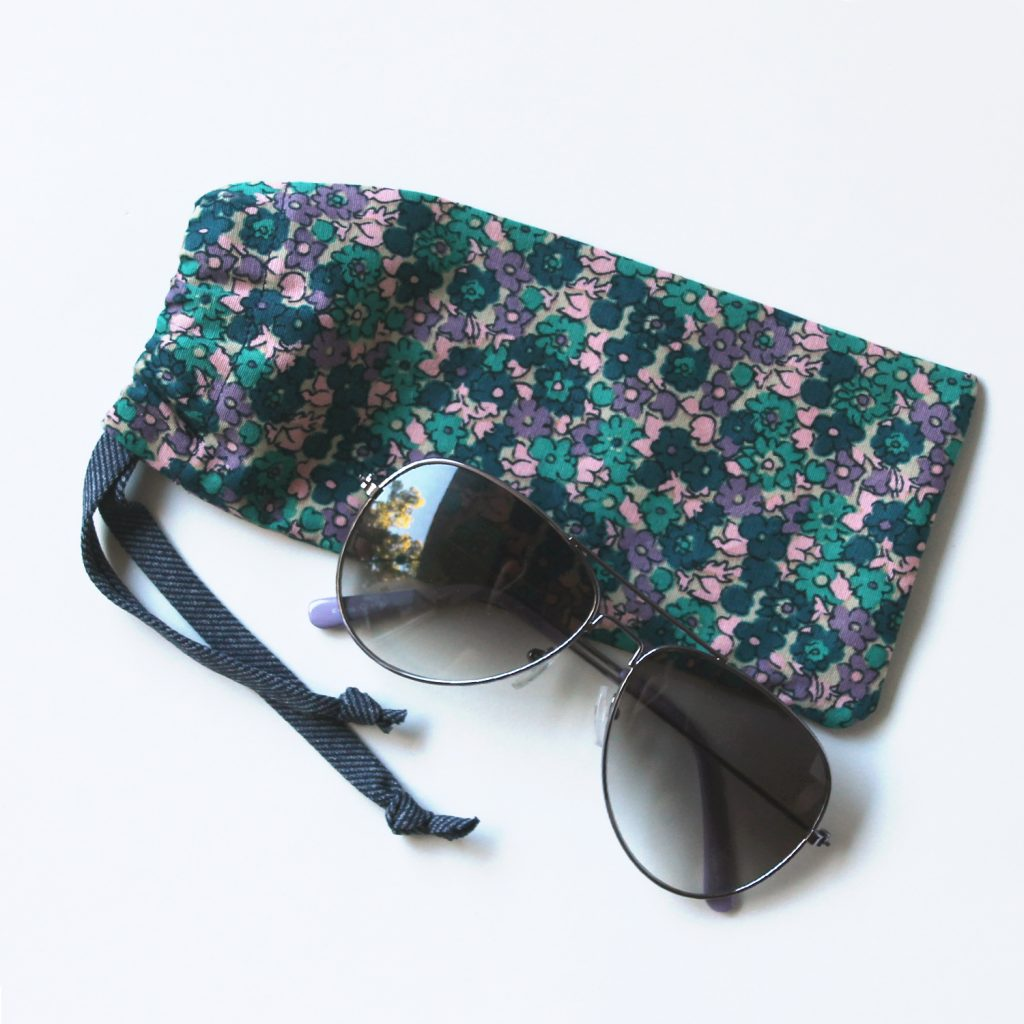 Easy Sunglasses Case Sewing Tutorial