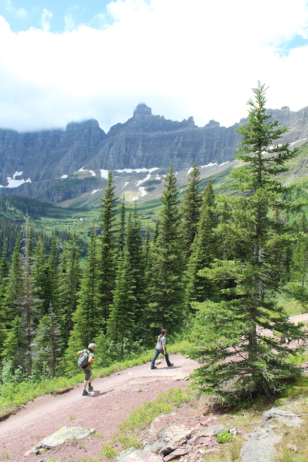 Iceberg Lake Trail