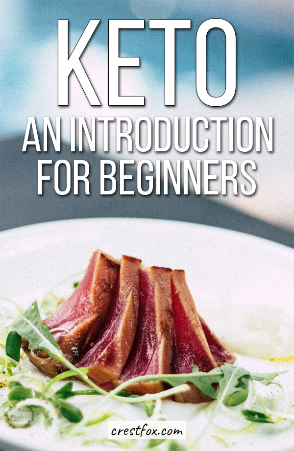 Keto for Beginners - A simple introduction with food lists, meal plan resources, and tips. See how easy the ketogenic diet can be!