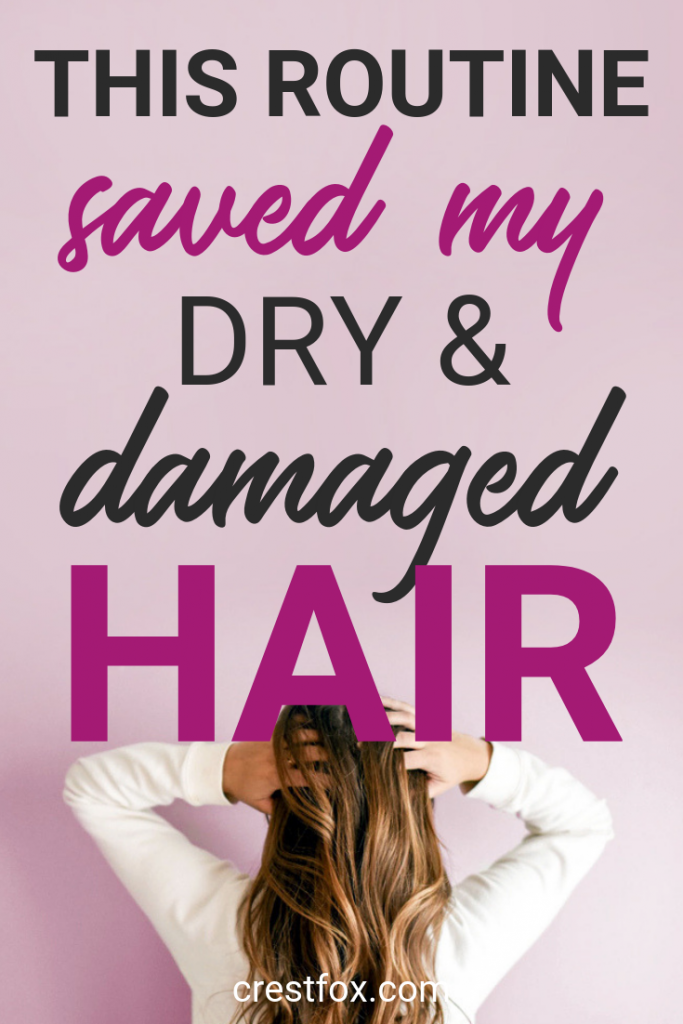 This routine fixed my dry and damaged hair - use this list of treatments, products, and remedies to repair your hair.
