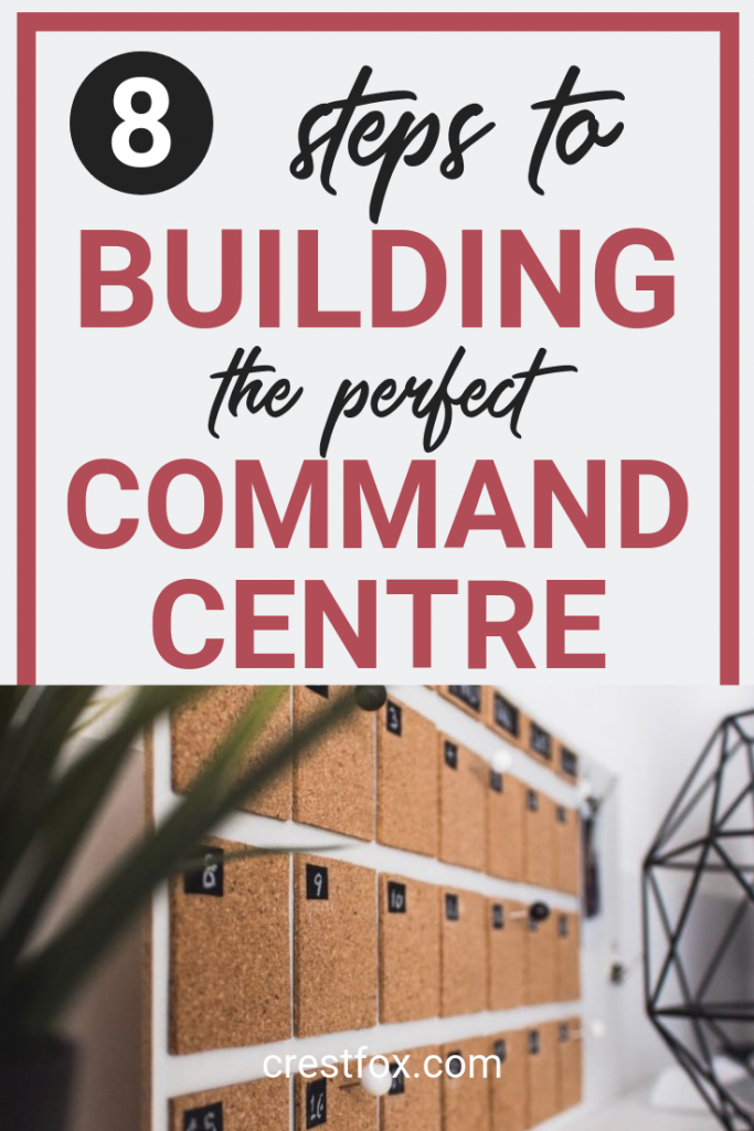 How to build a command center in 8 steps