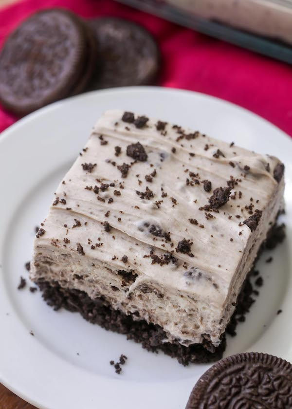 Oreo Cheesecake by Lil Luna