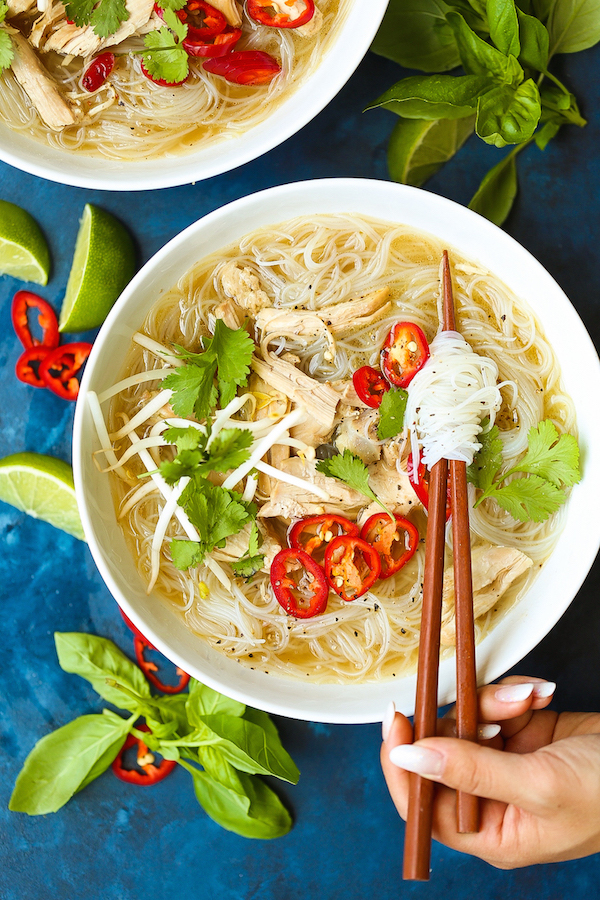 Instant Pot Pho by Damn Delicious